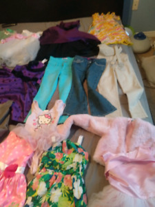 Girl cothes and shoes- 4 to 5 yrs