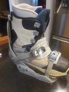 K2snowboard bindings and boots- can sell seperate