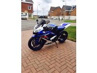 Gsxr 600 k9 2009 Reg low miles#px quad or 4x4