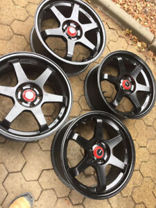 mags 18 pouce 5x114.3  (12x1-5)