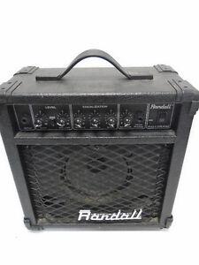 randall RG15RXM amp