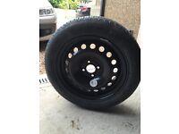 New Michelin Tyre