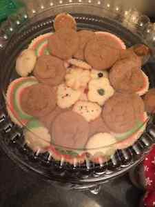 Christmas dessert and cookie trays Regina Regina Area image 2