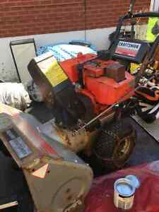 CASH PAID FOR OLD SNOWBLOWERS!!! Cornwall Ontario image 5