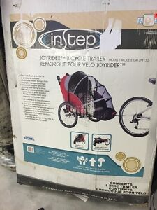Joy ride bicycle trailer