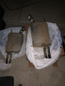 2014 Ford Mustang GT Muffler Never used