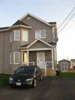 3 Bedroom Semi Detached Duplex For Rent in Dieppe
