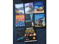 Psychology text books bargain !