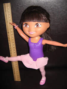BEAUTIFUL DORA EXPLORER BALLERINA
