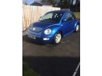 Vw beetle 1.6 2002