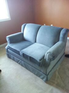 Free love seat hide a bed
