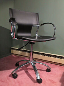 Zu Leatherette Office Chair