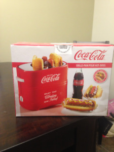 Coca-Cola Pop-Up Hot Dog Toaster