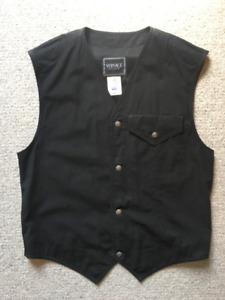 Versace men's vest