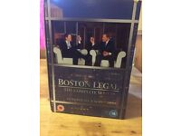 Boston legal the complete series