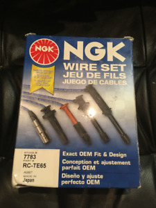 NGK RC-TE65 Spark Plug Wire Set for Toyota Lexus