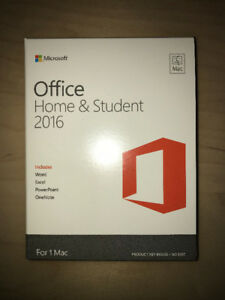 Microsoft Office Home & Student 2016 (Mac) *PRICE DROP*