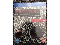 True Detective season 1 blu ray steelbook sealed