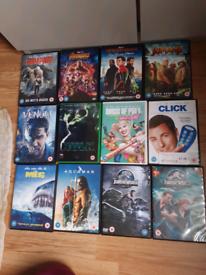 12/15 DVD bundle