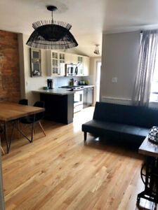 Furnished Room in shared house with one housemate, incl. parking