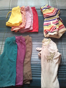 Girl clothes 18 months