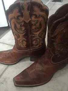 ARIAT COWBOY BOOTS WOMENS 11 London Ontario image 1