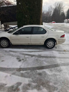 2000 Chrysler cirus  4dr sedan $1800
