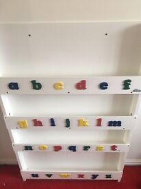 Tidy Books Children's Book Case