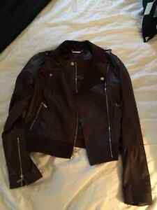 Marciano leather jacket size small like new
