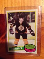 Ray bourque rookie carc