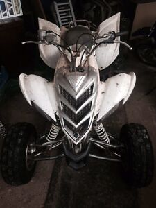 2006 raptor 700 trade for 800cc sled