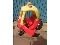 Little Tikes Cosy Coupe Toddler Car
