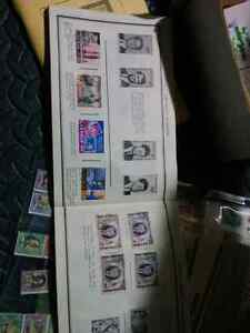 World wide stamp collection Cambridge Kitchener Area image 4