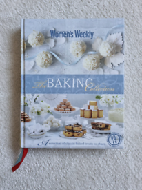 Women's Weekly The Baking Collection Recipe Book RRP £20