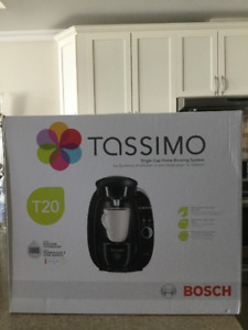 Tassimo T20 Coffee Machine