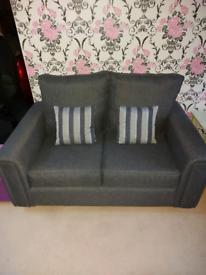Set of 2 sofas.