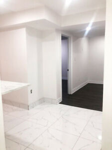 *NEW 1 BDRM Basement for Rent in Mt Pleasant GO Station Brampton