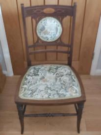Very pretty small period chair