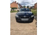 2014 BMW Z4 SDRIVE 20i 17,000 MILES BLACK RED LEATHER AUTO SAT NAV DAMAGED REPAIRED SALVAGE