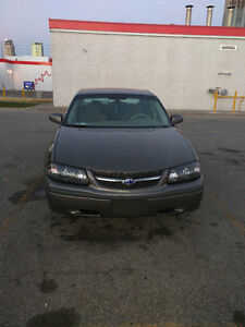 2003 Chevrolet Impala Sedan! Great condition, Going cheap!