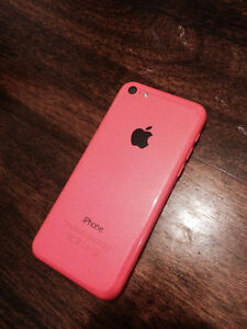 Pink iPhone 5c 32gb