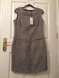 Black and grey size 14 dress from primark brand new
