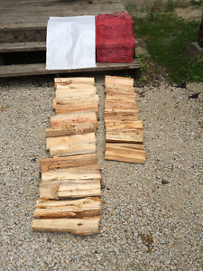 Got Wood? - $15 Big Backyard Burner Bags (2x as much vs. 7/11)