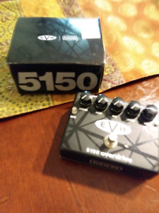 5150 overdrive pedal