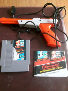Nes mario bros duck hunt