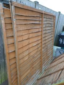 Free Firewood/Fence Panels