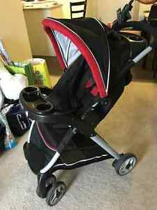 Graco  Click Connect Stroller- Price Negotiable