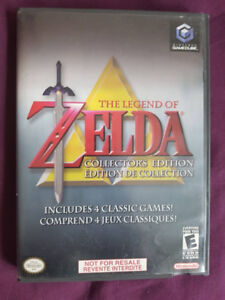 The Legend of Zelda: Collectors Edition - Rare