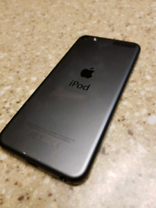 Ipod touch 6th gen mint condition