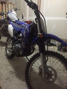 2012 TTR125LE